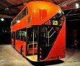 Двухэтажные автобусы выходят на туристические маршруты Евпатории