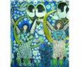 «Дорога до раю». Розписана садиба Поліни Райко у м. Цюрупинську – перлина народного наїву