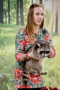«СТРАНА ЕНОТиЯ» - самый большой в Украине контактный зоопарк