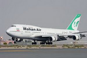 Иранская авиакомпания Mahan Air объявила о запуске регулярных полетов из Киева сразу по нескольким восточным направлениям