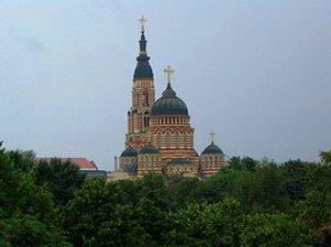 Романтичный тур в Харьков