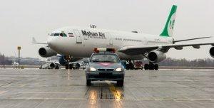 Mahan Air запустила первый рейс между Тегераном и Киевом