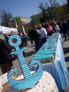 Одесса, 16 апреля: вокруг света за один день