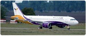 За 150 долларов из Киева в Тбилиси и обратно – новая промо акция от авиакомпании YanAir