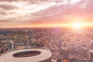 Ко Всемирному дню туризма и Дню туризма в Украине объявляется фотоконкурс «Киев – город, который люблю»