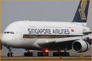 АВИАКОМПАНИЯ SINGAPORE AIRLINES ПРОВОДИТ СУПЕРАКЦИЮ «ПОЛЕТ В ЛЕТО»