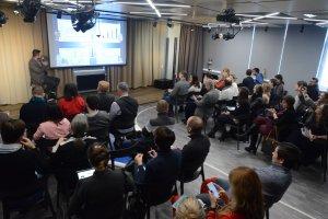 Управління туризму і промоцій Києва презентувало програму заходів на 2018 рік