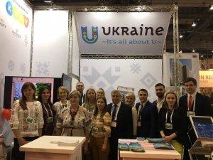 Київ презентував свої туристичні можливості на виставці у Тель-Авіві