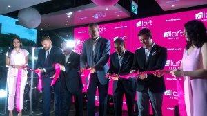 Grand Opening первого в Украине инновационного отеля. 18 мая в Киеве официальное открылся отель Aloft Kiev