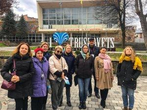Відбувся прес-тур іноземних журналістів по Львівщині