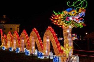 Занурьтесь у таємниці Піднебесної. Новорічний фестиваль гігантських китайських ліхтарів перевершив сподівання